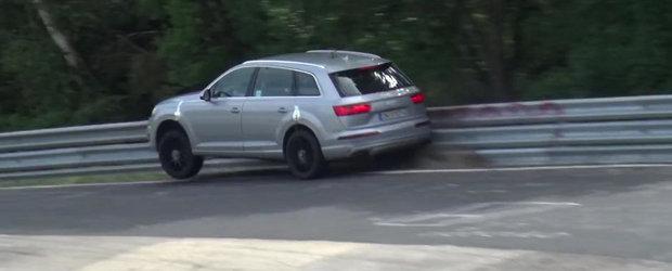 Viitorul Audi SQ7 va avea un motor V8 TDI, spun zvonurile