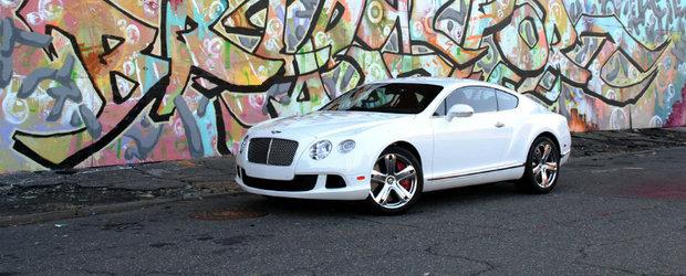 Viitorul Bentley Continental GT V8 ar putea sosi chiar anul viitor