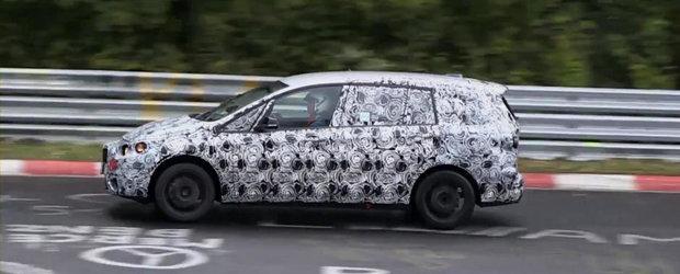 Viitorul BMW Seria 1 GT isi incearca sansele la Nurburgring