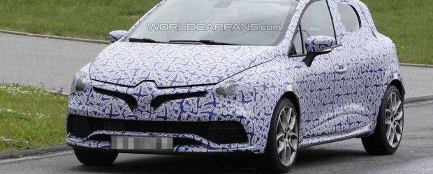 Viitorul Clio RS ar putea avea 197 cai putere