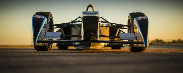 Viitorul e AICI: Tot ce trebuie sa stii despre noua competitie Formula E