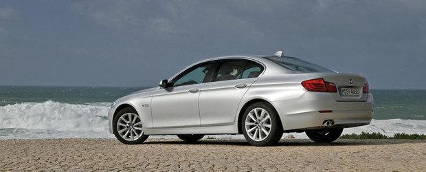 Viitorul Efficient Dynamics si revolutia motoarelor BMW