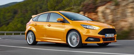 Viitorul Ford Focus ST va pierde propulsorul de 2.0 litri, dar va castiga 30 de cai in plus
