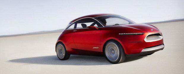 Viitorul Ford Ka va fi construit in Brazilia