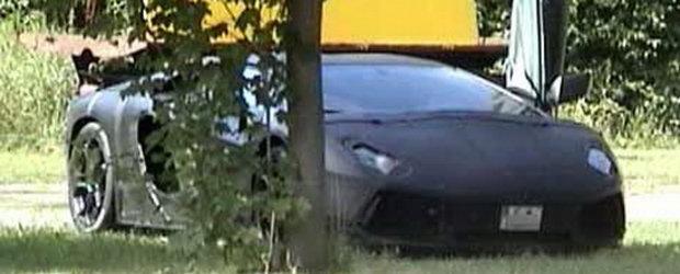 Viitorul Lamborghini Jota se arata din nou!