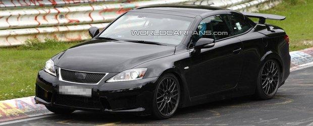 Viitorul Lexus IS-F va avea un motor V6 twin-turbo