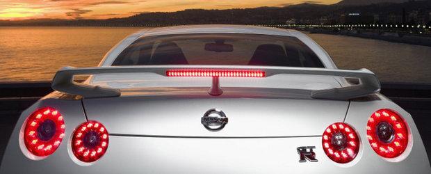 Viitorul Nissan GT-R promite un nou record la Nurburgring