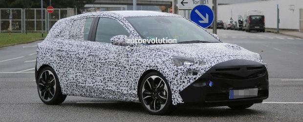 Viitorul Opel Corsa mai rafinat decat actualul model