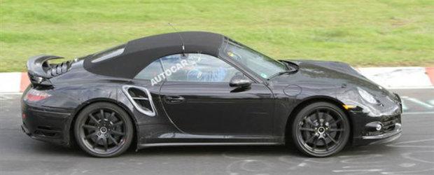 Viitorul Porsche 911 Turbo vine la pachet cu un propulsor... tri-turbo