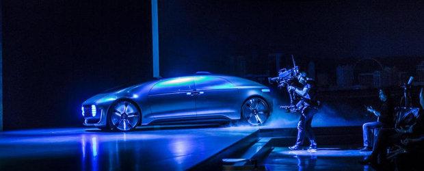 Viitorul suna bine. 6 tehnologii noi introduse la CES 2015