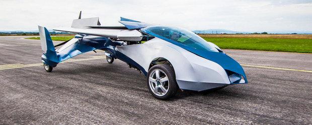 Viitorul suna bine! Masini electrice duse la pascut si autoturisme zburatoare