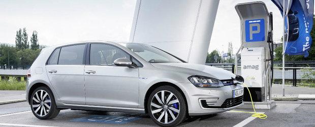 Viitorul suna electric pentru nemtii de la Volkswagen