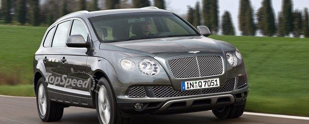 Viitorul SUV Bentley va costa 175.000 de Euro