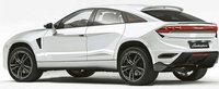 Viitorul SUV Lamborghini va aduce c-un BMW X6, s-ar putea numi Deimos