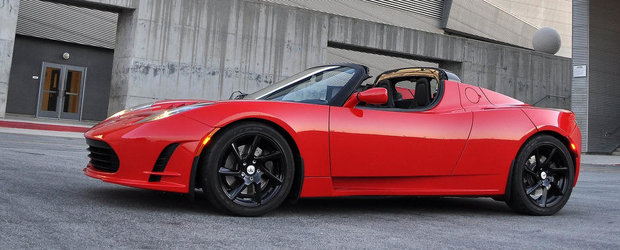 Viitorul Tesla Roadster va atinge 100km/h in mai putin de 4 secunde