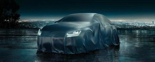 Viitorul VW Passat isi face aparitia intr-o noua imagine teaser