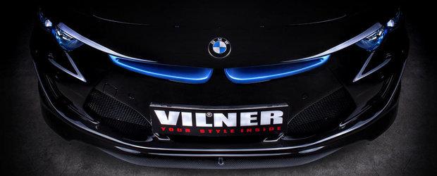Vilner Bullshark: Transformarea radicala a unui BMW Seria 6