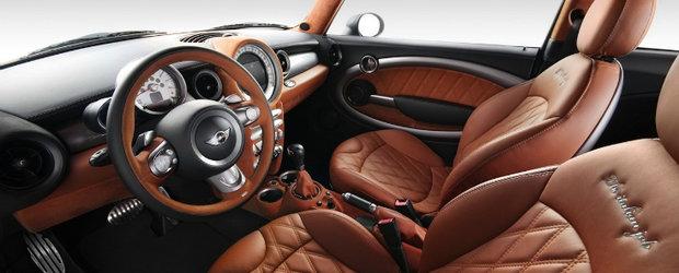 Vilner transforma actualul Mini Cooper S intr-un Mini-Bentley
