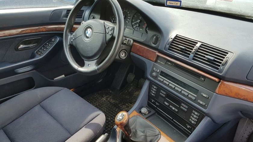 Vindem volan M tehnic piele, BMW e39/E36