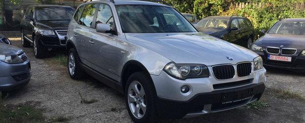 Vine iarna. 10 SUV-uri pe care le poti cumpara acum in Romania cu mai putin de 10.000 de euro