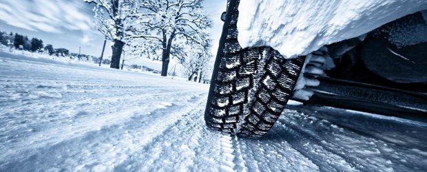 Vine iarna: ai de gand sa-ti dotezi masina cu anvelope de iarna?