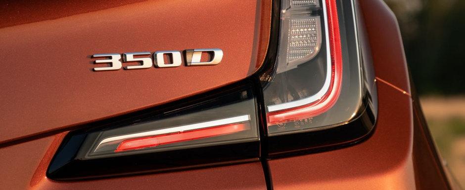 Vine in Europa sa se bata cu Audi, BMW si Mercedes. Noua masina are motor diesel si navigatie 3D