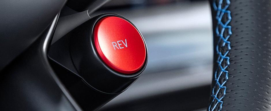 Vine in Europa sa se bata cu Clio RS si Polo GTI. Noua masina are motor turbo de 1.6 litri si 204 CP