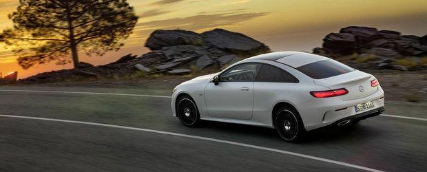 Vino si descopera noul Mercedes E-Class intr-o serie de patru materiale video