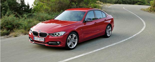 Vino si tu sa faci cunostinta cu noul BMW Seria 3