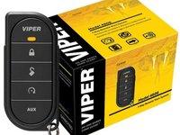 VIPER 4606V - Sistem de confort cu pornirea motorului din telecomanda unidirectionala; Telecomanda u
