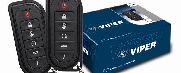 Viper 5101 - sistemul de confort, care iti incalzeste masina