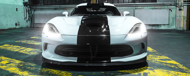 Vipera germanilor de la Geiger Cars are la fel de multa putere precum fiorosul Lamborghini Aventador