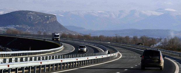 """Vise, taica. Autoritatile dau asigurari ca introduc taxe pentru autostrazi """"doar dupa ce ajungem la o retea de 1500 de km!"""""""