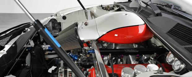 Visezi la o masina de strada cu motor de curse? Acum ai ocazia sa cumperi o Toyota cu V8-ul din NASCAR!