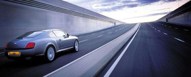 Vitezoman prins pe autostrada cu 325km/h
