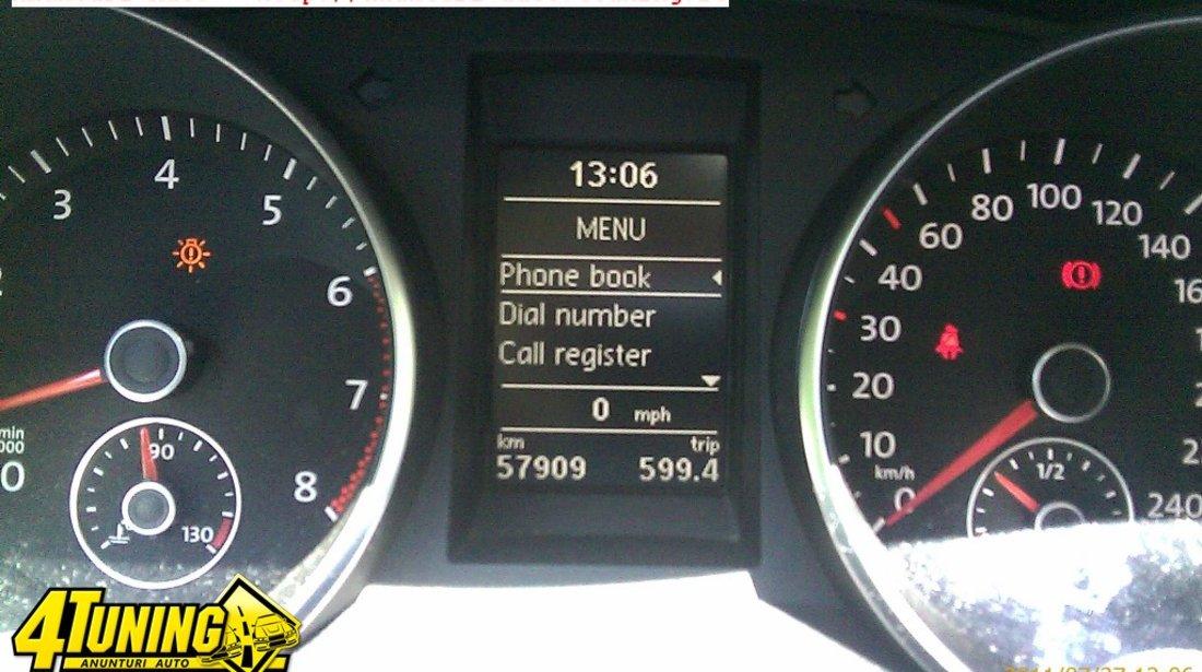 Vnd ptr  RCD 510 - VW Bluetooth Premium VW rSAP UHV ptr telefoane NOKIA
