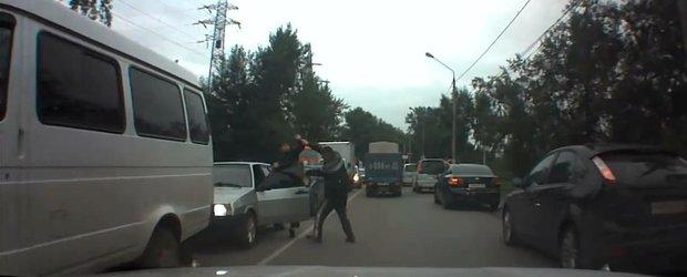 Vodca, Lada, pistoale si cafteala in Rusia, o compilatie hazlie si dureroasa