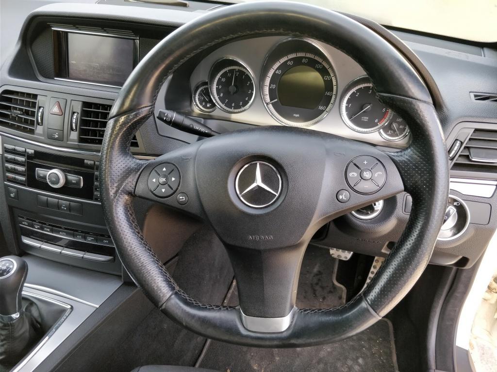 Volan AMG piele Mercedes E Class coupe C207 // W212 // W204 // X204