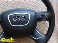 Volan Audi A6 A8 cu incalzit padele mod nou 2012 compatibil A4 A6 A7 A8
