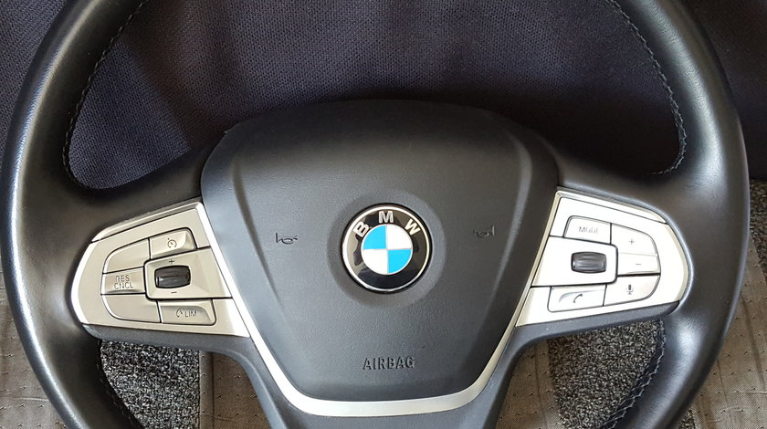 Volan BMW G11 G12 Seria 7 2015 Volan Cu Airbag