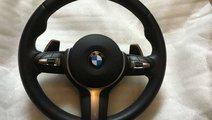 Volan BMW M Sport cu padele BMW F15 F16 F30 F31 F3...