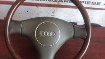 Volan cu airbag audi A4 cod 4E0124E model 2001