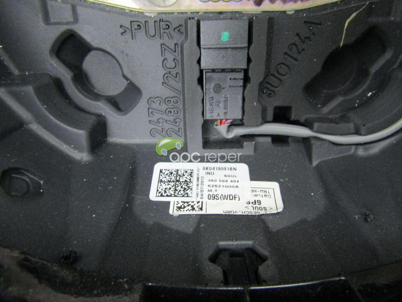 VOLAN CU COMENZI + PADELE Audi A5 8T 2014 cod 8K0419021BN