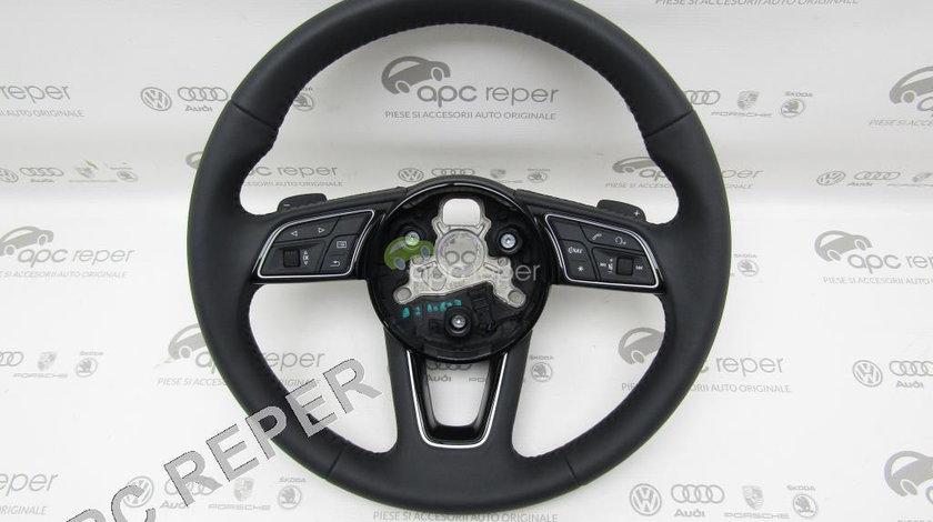Volan cu padele si Comenzi Audi A3 8V Facelift / Audi Q2 Original cod 8V0419091CH