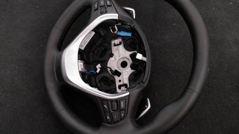 Volan din piele BMW Seria 1' F20 F21 / 2' F22 F23 / 3' F30 F31 F34 / 4' F32 F33 F36