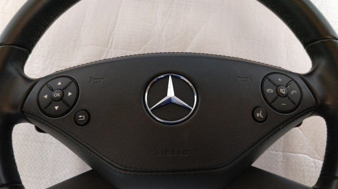 Volan Mercedes W221 W216 Facelift