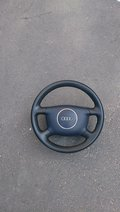 Volan Piele  + Airbag AUDI A2 A3 A4 A6 A8 piele mo...