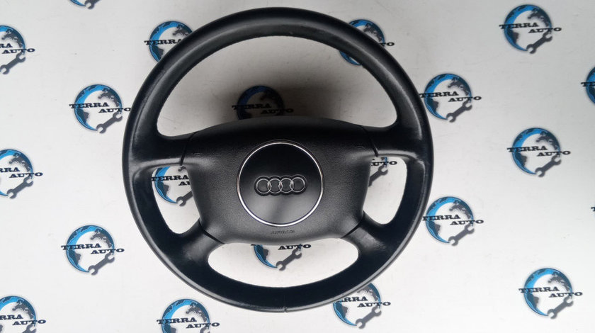 Volan piele Audi A4 B6