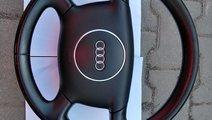 Volan piele complet ptr Audi A4 B6 B7