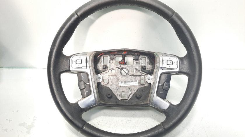 Volan piele cu comenzi, Ford S-Max 1 (id:472455)